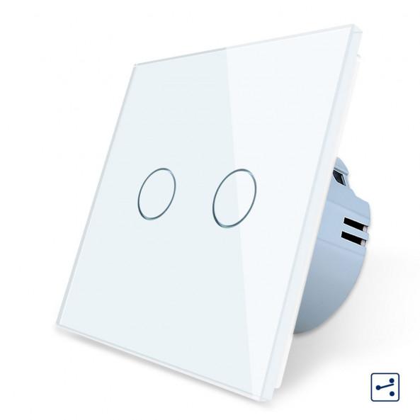 2 Gang - 2 Ways / Smart WiFi